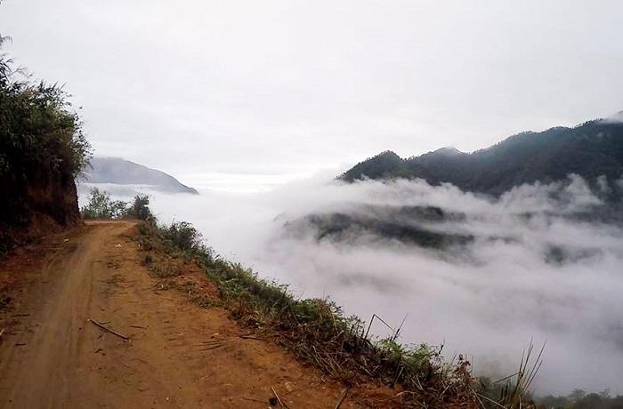 Kinh nghiệm du lịch Pu Si Lung nên đi đâu? Trải nghiệm các con đèo hiểm trở - Địa điểm du lịch ở Pu Si Lung