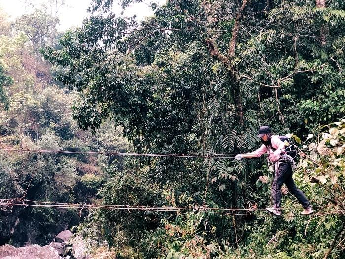Kinh nghiệm du lịch Pu Si Lung nên đi đâu? Khám phá rừng nguyên sinh - Địa điểm du lịch ở Pu Si Lung