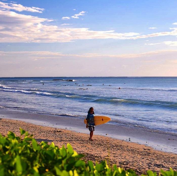 Bãi biển Kuta - Cách lựa chọn khu vực lưu trú tại Bali