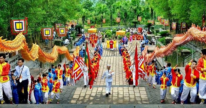 Lễ Giỗ tổ Hùng Vương 2021