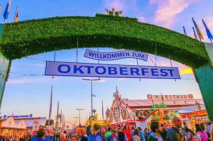 Lễ hội bia lễ hội đặc sắc ở Châu Âu