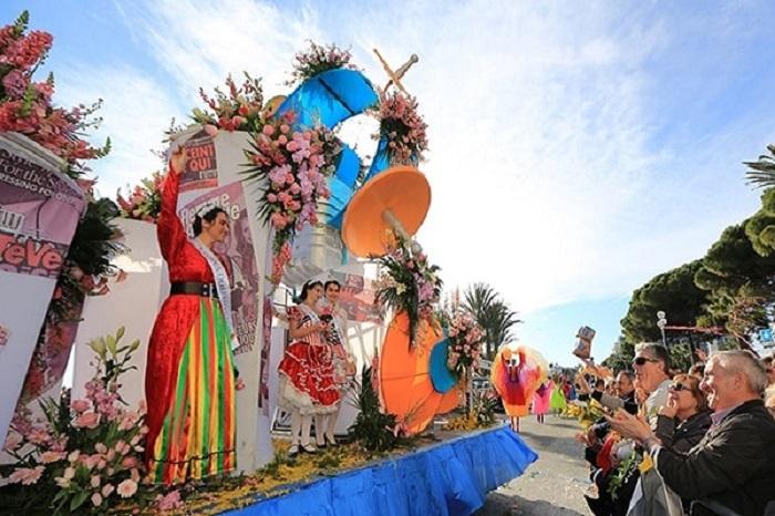 Lễ hội đường phố Pháp lễ hội đặc sắc ở Châu Âu