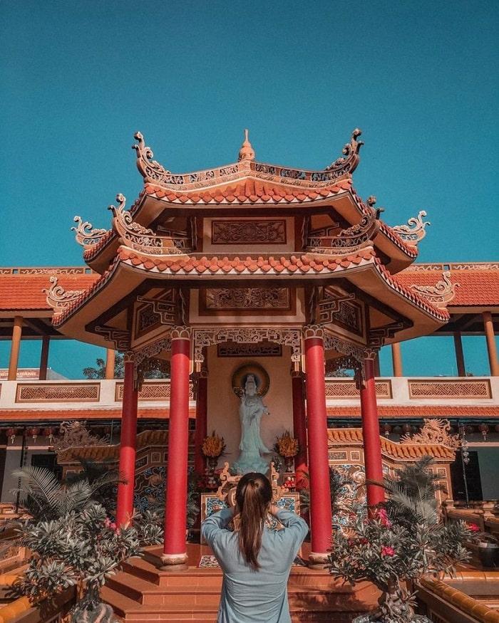 Lưu ý khi đến chùa Nam Sơn Đà Nẵng