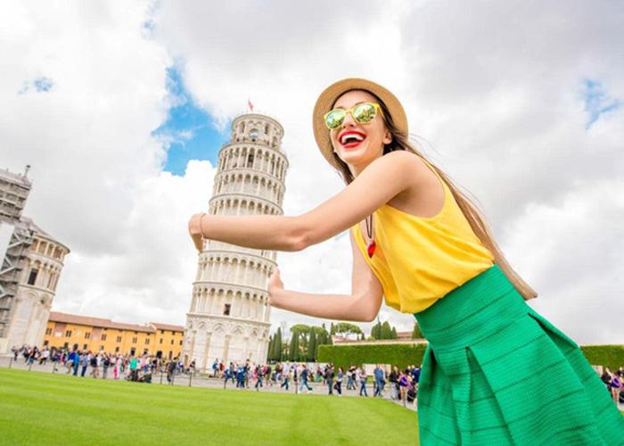 Chiêm ngưỡng tháp nghiêng Pisa - mỗi năm tháp lại nghiêng
