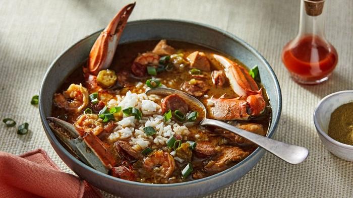 Món Gumbo Hoa Kỳ - Món ăn có nước súp ngon nhất thế giới