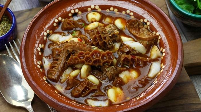 Món súp Menudo - Món ăn có nước súp ngon nhất thế giới
