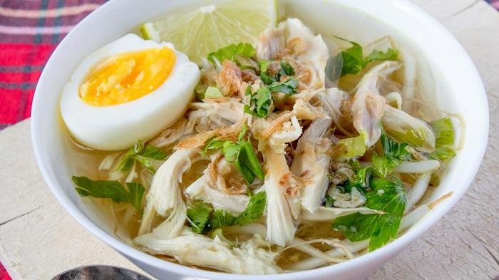 Món ăn có nước súp ngon nhất thế giới