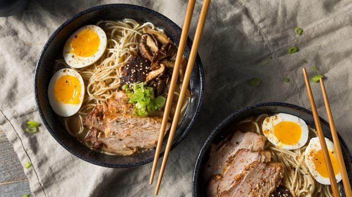 Tonkotsu ramen - Nhật Bản - Món ăn có nước súp ngon nhất thế giới