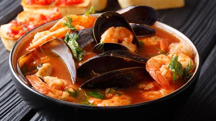 Bouillabaisse - Món ăn có nước súp ngon nhất thế giới