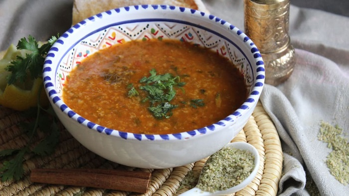 Món Chorba frik - Món ăn có nước súp ngon nhất thế giới