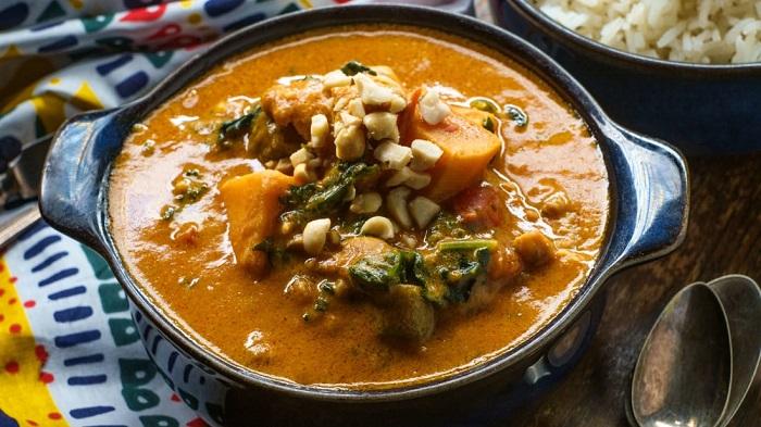 Một loại súp lạc ở Tây Phi - Món ăn có nước súp ngon nhất thế giới