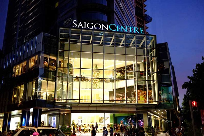 Ngày lễ 30/4 đi đâu ở Sài Gòn? Saigon Center - Địa điểm đi chơi ngày lễ 30/4 - 1/5 ở Sài Gòn