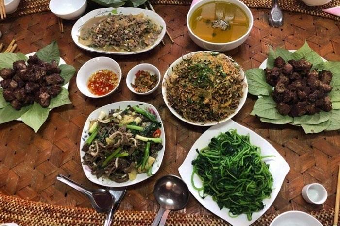 Nhà hàng Quảng Ba - Địa chỉ nhà hàng ăn ngon ở Lai Châu