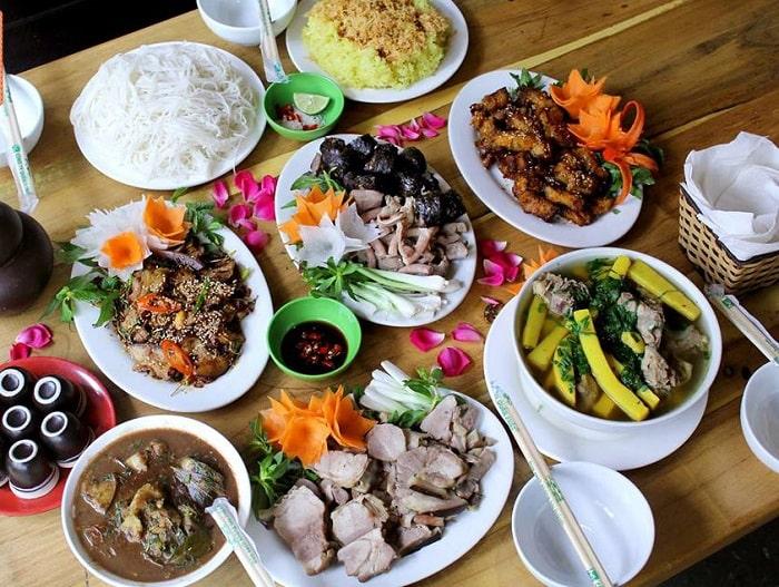 Nhà hàng Thanh Râu - Địa chỉ nhà hàng ăn ngon ở Lai Châu