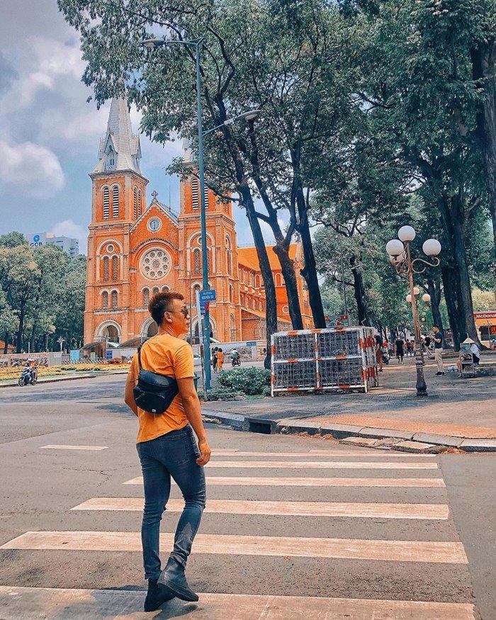 Sài Gòn địa điểm du lịch 30/4 miền Nam