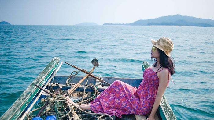 Những điểm du lịch cho gia đình 30/4 -bNhững bãi biển rộng