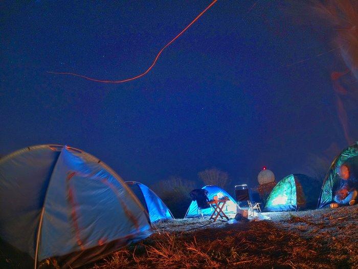 Núi đá địa điểm cắm trại ở Gia Lai