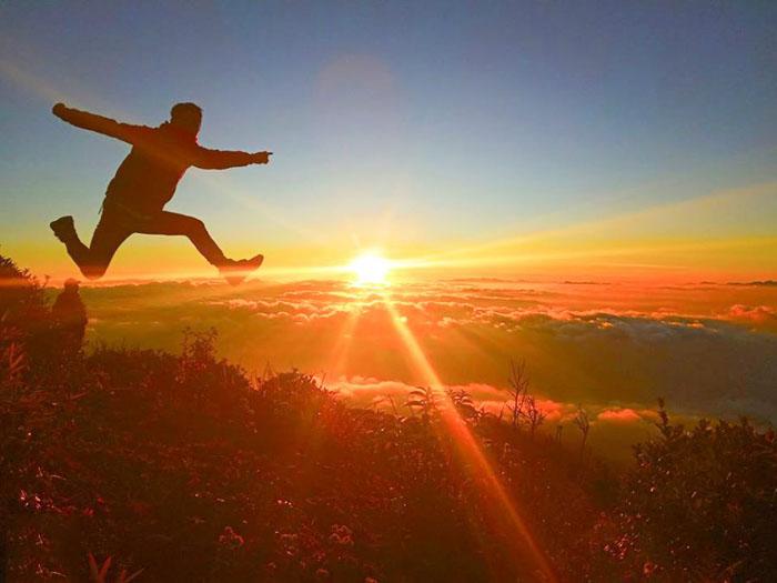 Bật mí kinh nghiệm leo Lảo Thẩn - Phiêu du