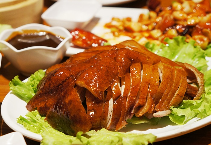 Delicious roast duck shops in Lang Son - Thao Vien restaurant menu