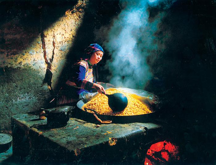 Rượu ngô - Đặc sản ở Bắc Hà nổi tiếng trứ danh