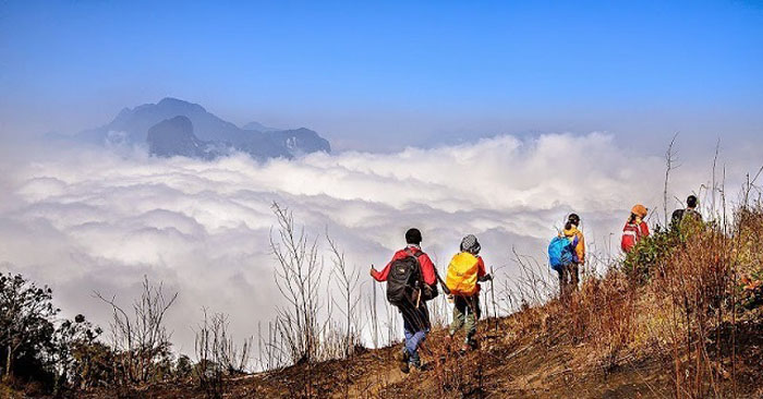 Bật mí kinh nghiệm leo Lảo Thẩn - Săn mây