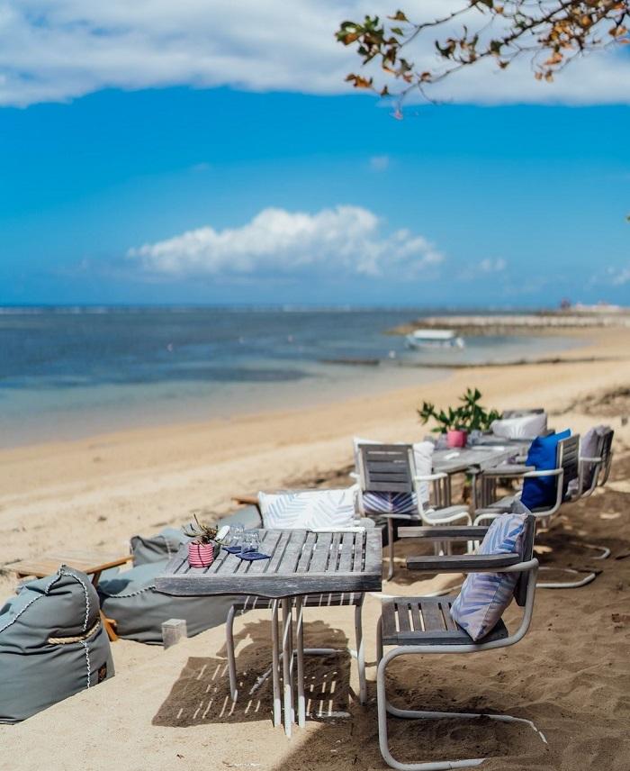 Bãi biển Sanur - Cách lựa chọn khu vực lưu trú tại Bali