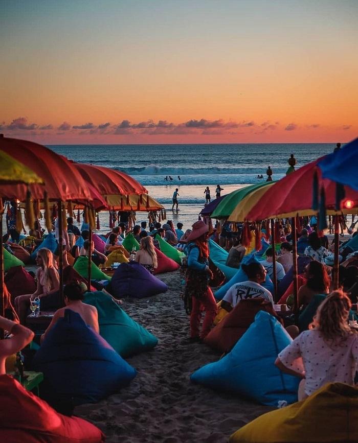 Bãi biển ở Seminyak - Cách lựa chọn khu vực lưu trú tại Bali
