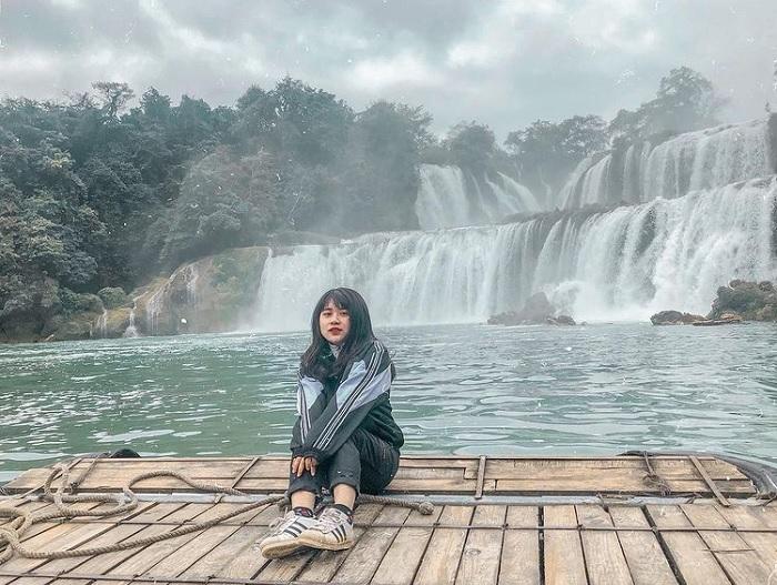 thác bản giốc - điểm đến hấp dẫn tại sông Quây Sơn
