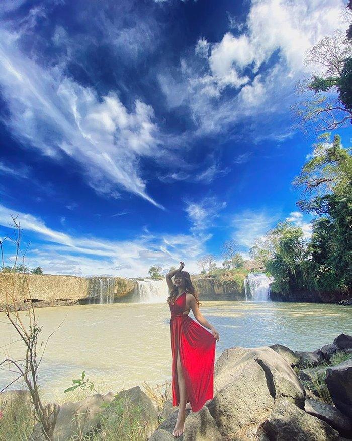 Thác Dray Sap điểm du lịch ở Krông Nô