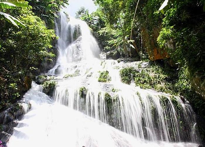 Chinh phục Thác Mây Phú Thọ khám phá vẻ đẹp hoang dại của núi rừng