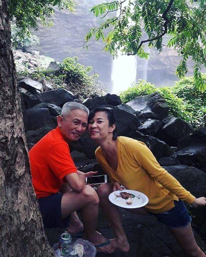 Thác Phú Cường địa điểm cắm trại ở Gia Lai