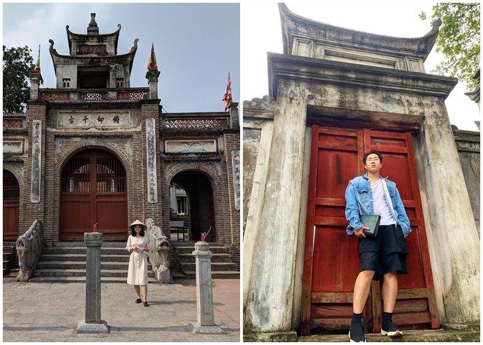 Thăm thành Cổ Loa khám phá vẻ đẹp xứ 'Kinh Đô' huyền thoại