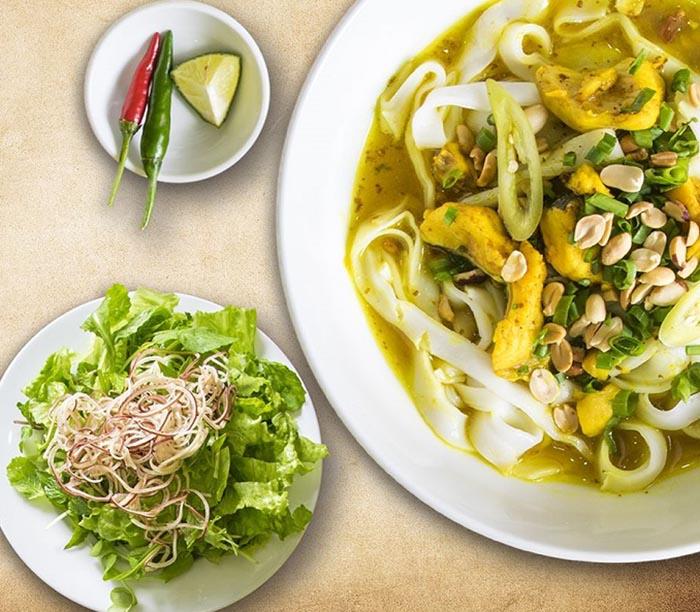 Top địa chỉ ăn bánh tráng cuốn thịt heo ở Đà Nẵng - món ăn hấp dẫn khác