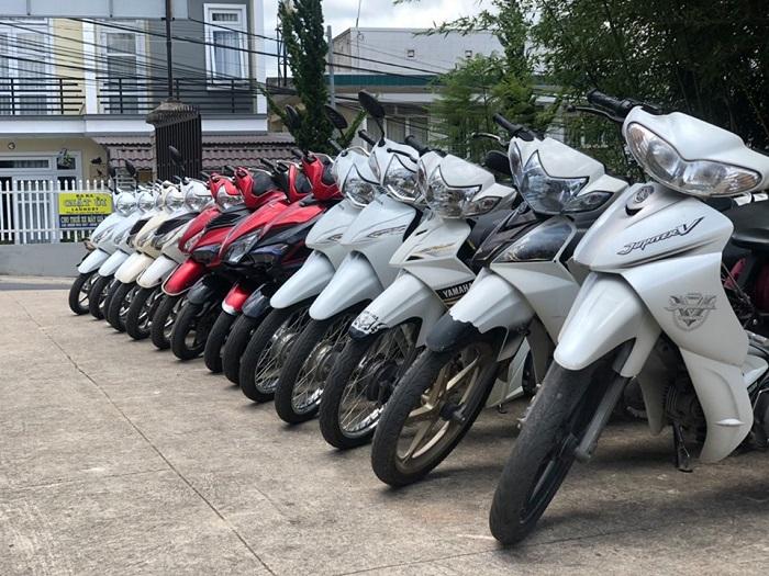 địa chỉ thuê xe máy Hà Nội - Thuê xe máy Anh Tân uy tín ở Quận Hà Đông