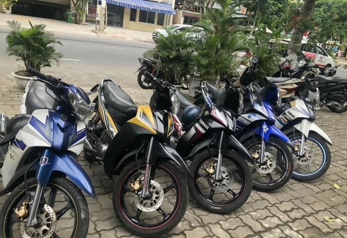 địa chỉ thuê xe máy Hà Nội - Nguyễn Tú Motorbike's địa chỉ cho thuê xe máy uy tín ở Long Biên