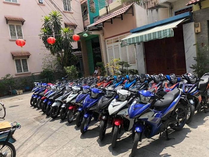địa chỉ thuê xe máy Hà Nội - Motogo địa chỉ thuê xe máy tự lái uy tín số 1 tại Hà Nội
