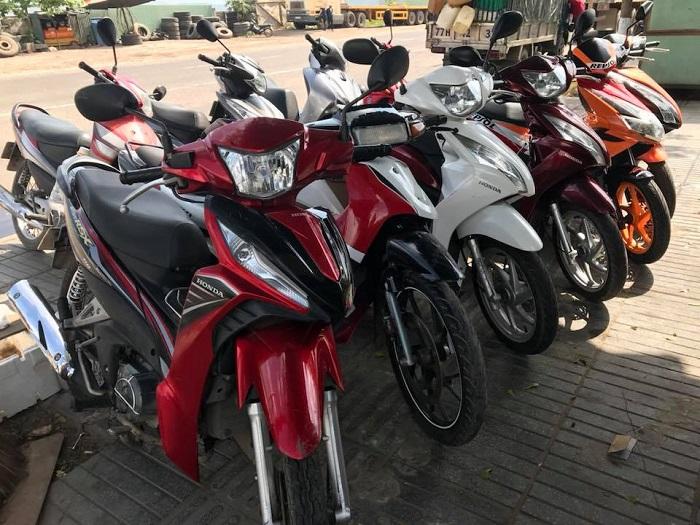 thuê xe máy ở Hạ Long -Cửa hàng Anh Tùng