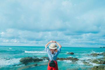 Biển Lệ Thủy – 'Lý Sơn thứ 2'của Quảng Ngãi