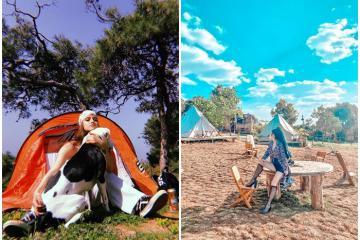 Những địa điểm cắm trại ở Gia Lai đẹp và rộng rãi, view 'đỉnh' miễn bàn