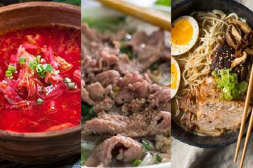 20 món ăn có nước súp ngon nhất thế giới theo bình chọn của CNN