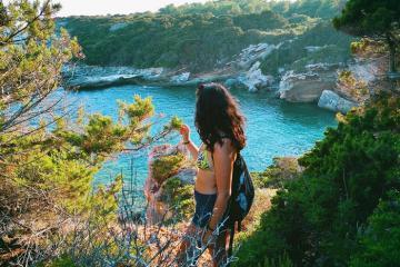 Hoang sơ và yên bình nơi đảo Pianosa nước Ý