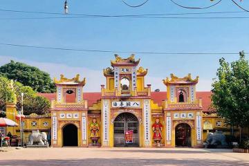 Khám phá đền Đồng Bằng, ngôi đền thiêng 4000 năm tuổi ở Thái Bình
