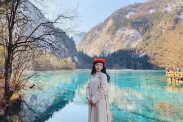 Đắm mình trong vẻ đẹp thanh tao của Cửu Trại Câu - Trung Quốc