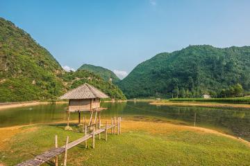 Kinh nghiệm đi Hồ Pác Mỏ chiêm ngưỡng thắng cảnh đẹp mê hồn ở Lạng Sơn