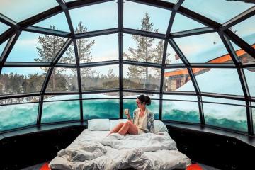 Ngủ lại một trong những khách sạn độc đáo nhất thế giới này, tại sao không?