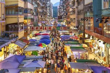 'Lật tung' các khu phố ẩm thực ở Hồng Kông ngon, bổ, rẻ