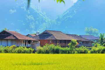 Làng du lịch văn hóa Quỳnh Sơn - điểm đến hấp dẫn khi tới xứ Lạng