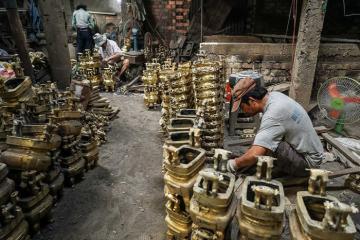 Làng đúc đồng Diên Khánh - làng nghề có lịch sử hàng trăm năm ở Khánh Hòa