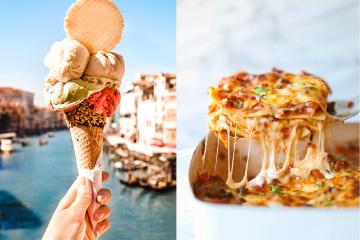 32 món ăn nổi tiếng nhất trong ẩm thực truyền thống nước Ý