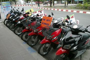 Gợi ý những địa chỉ thuê xe máy ở Hạ Long giá rẻ và uy tín